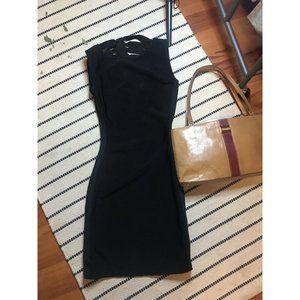 Marciano body-con dress xsmall black